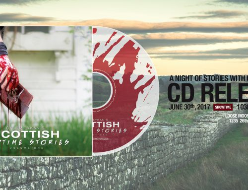 Scottish Bedtime Stories & CD Release Party
