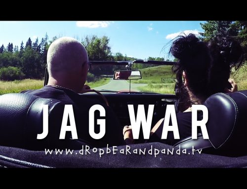 Dropbear & Panda in JAG WAR