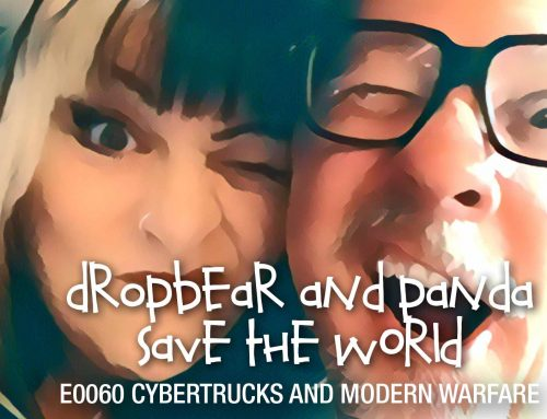 POD E0060: Cybertrucks and Modern Warfare