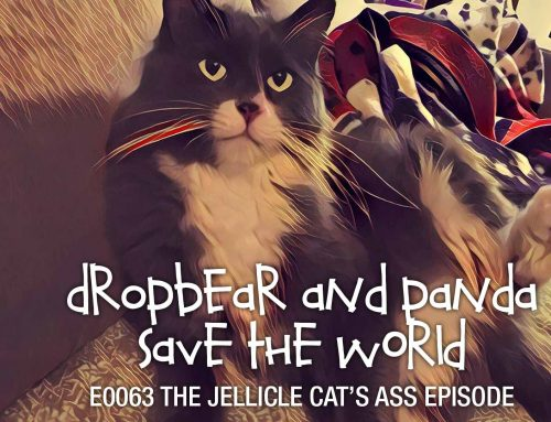 POD E0063: The Jellicle Cat's Ass Episode