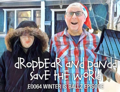 POD E0064: Winter is Ballz Episode