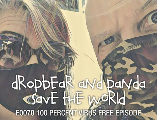 POD E0070: The 100 Percent Virus Free Episode