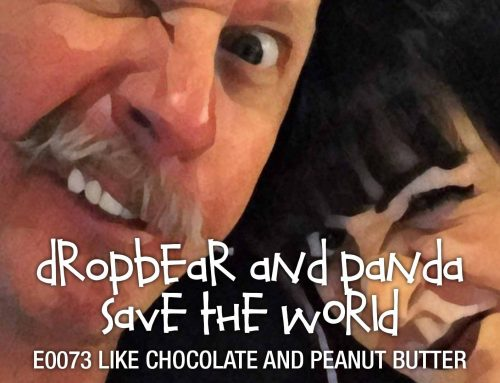 POD E0073: Like Chocolate and Peanut Butter