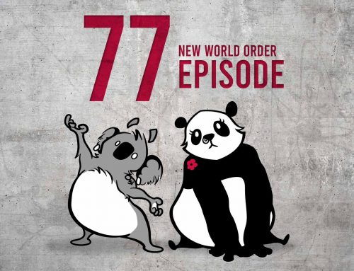 POD E0077: The New World Order Episode