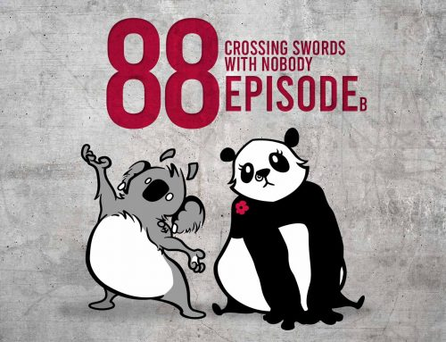 POD E0088b: Crossing Swords with Nobody Episode