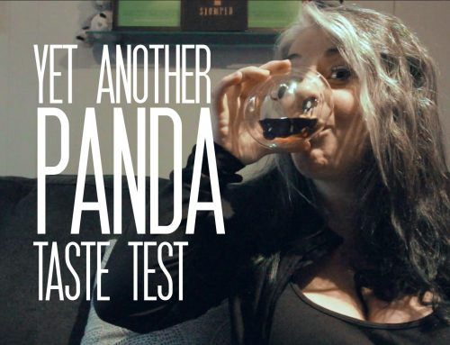 Yet Another Panda COVID-19 Taste Test