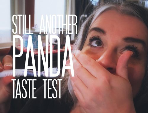 Still Another Panda COVID-19 Taste Test